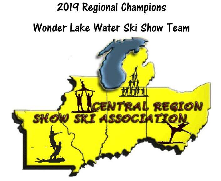 Wonder Lake Ski Team wins 2019 Regionals in Warsaw Indiana